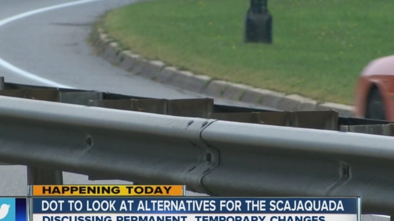 DOT looks alternatives for the Scajaquada