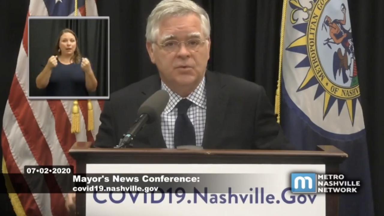 Cooper 7-2 press conference