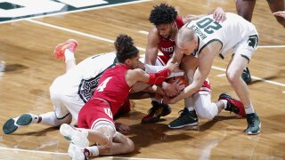 Indiana Michigan St Basketball