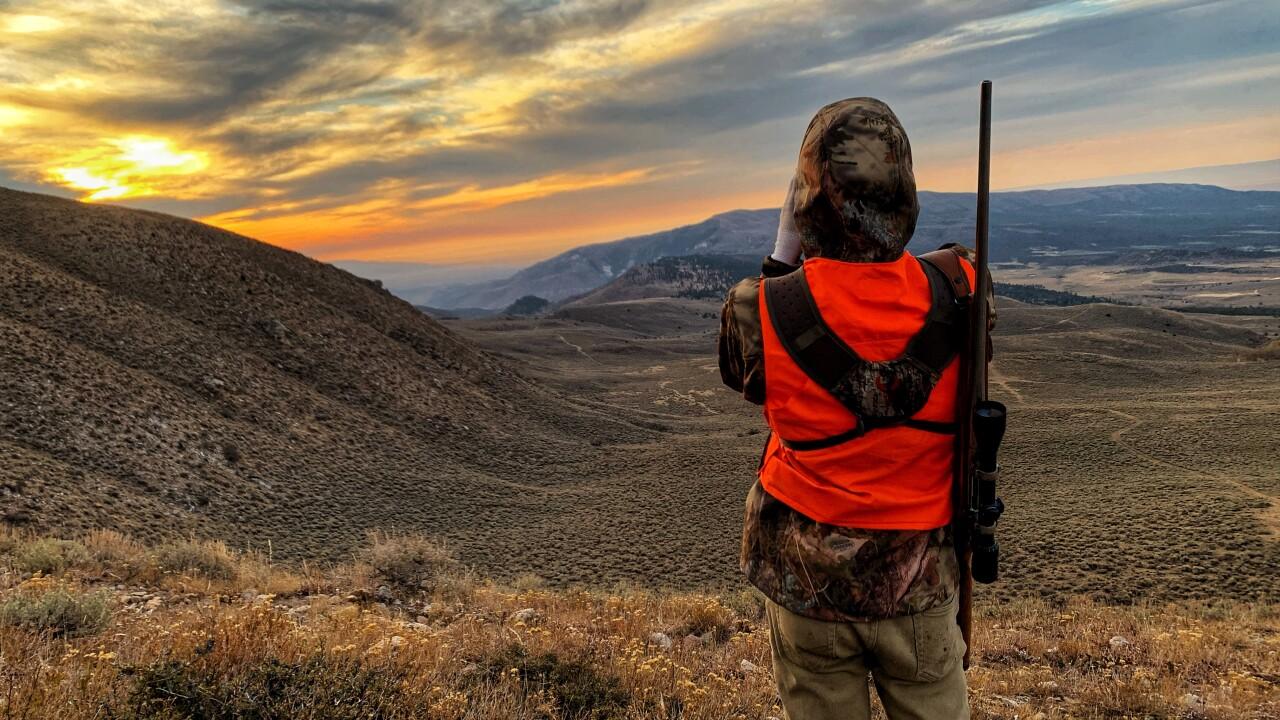 Utah deer hunt