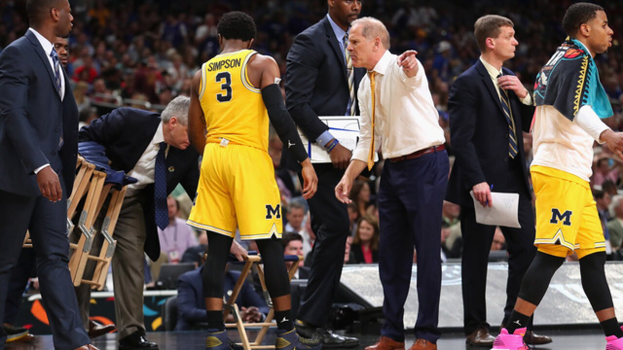 Michigan's 3-point defense is key to upsetting Villanova