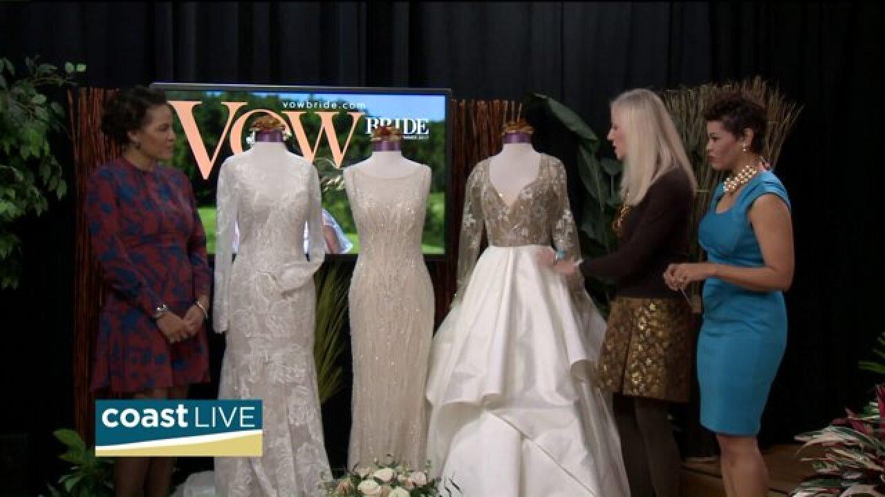 Aisle Style – Getting ready for bridal show season on CoastLive