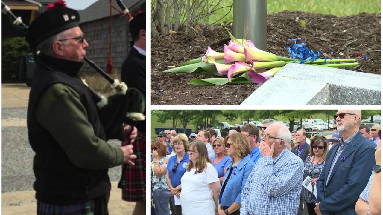 Stafford County employees honor former colleague, VB shooting victim Chris Rapp