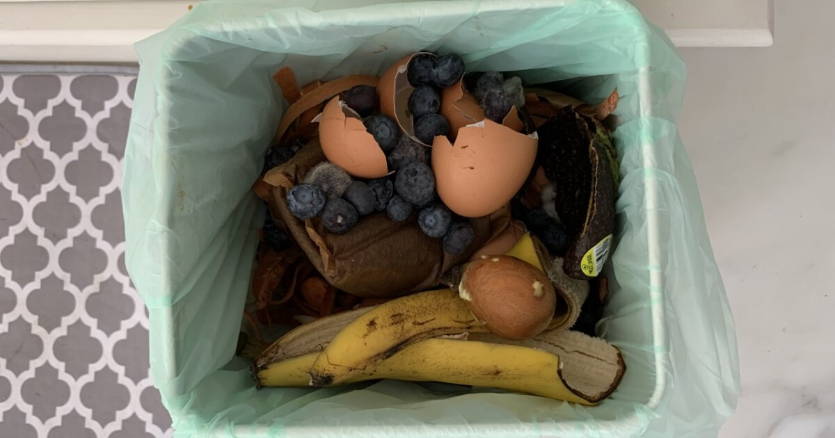 Rust Belt Riders notices big increase in household composting during COVID, increased recycling awareness