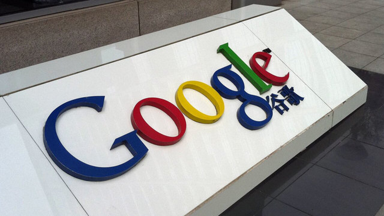 Rights groups urge no censored Google search for China