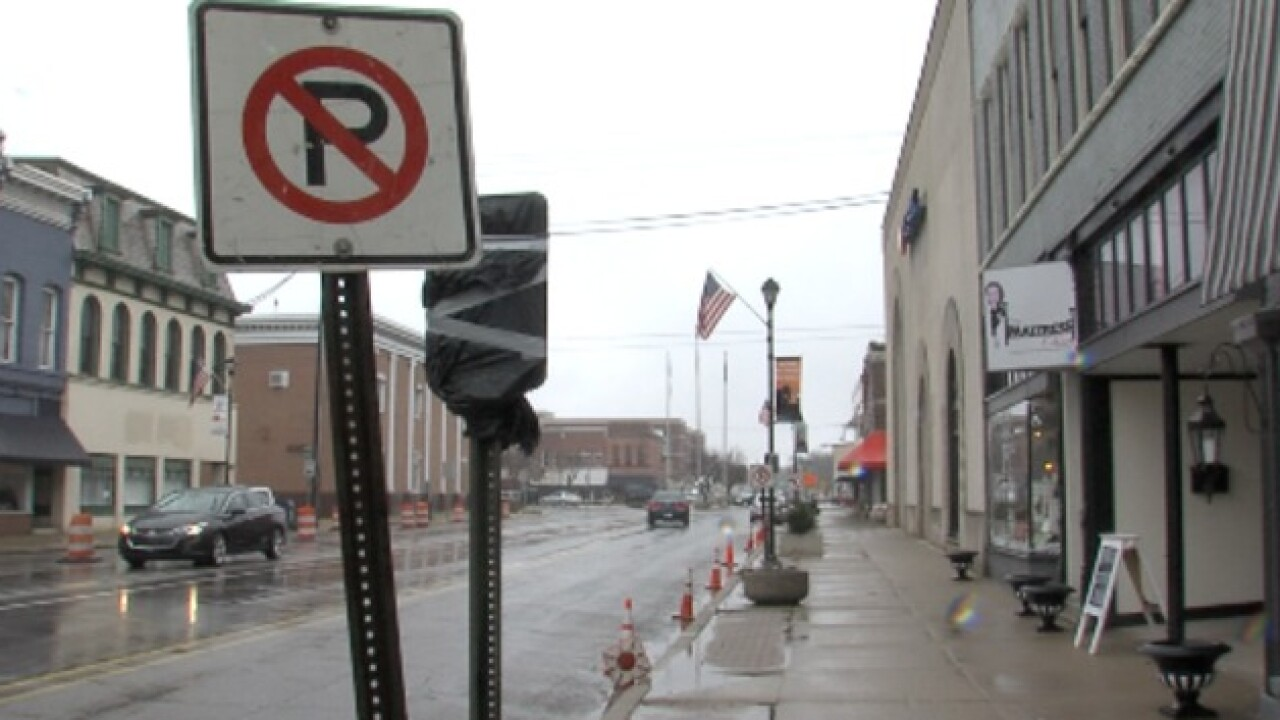 SR 9 road work could impact Shelbyville shops