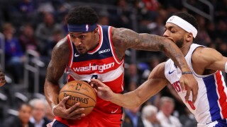 Bradley_Beal_Washington Wizards v Detroit Pistons