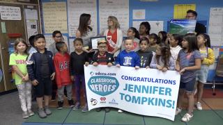 classroom heroes jennifer tompkins