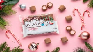 Stuffed Puffs Has A New Marshmallow Flavor Perfect For The Holidays