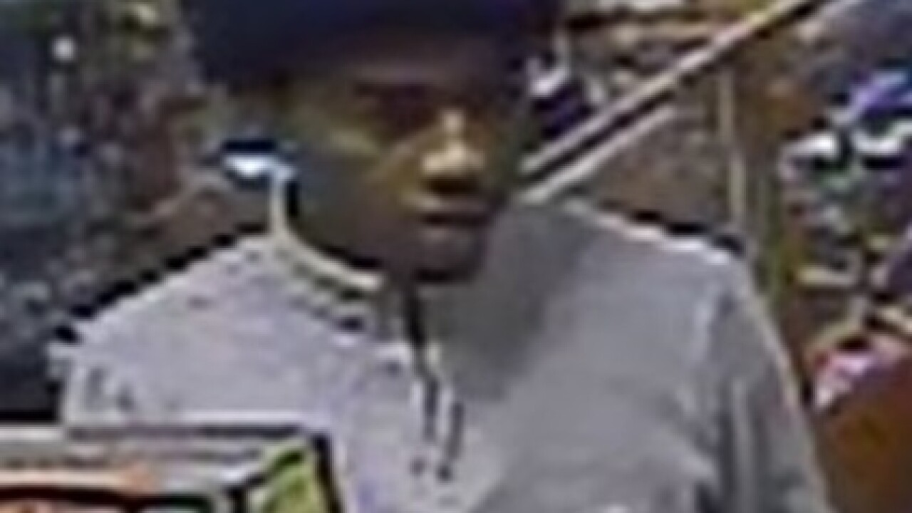 Suspect sought in Dec. commercial armed robbery