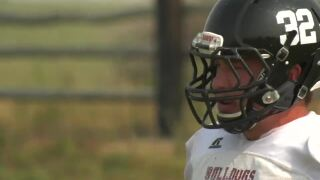 Running back Reese Neville off to a fast start with Montana Western