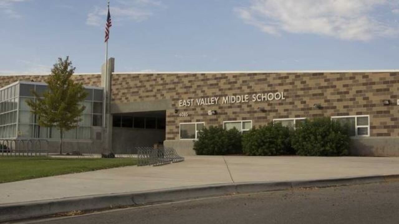 Half of a Nampa school's students out following anonymous threat