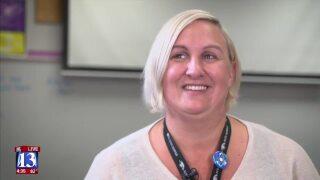 Alta High teacher Kristi Kimble speaks on My Heart Challenge: TeachersEdition