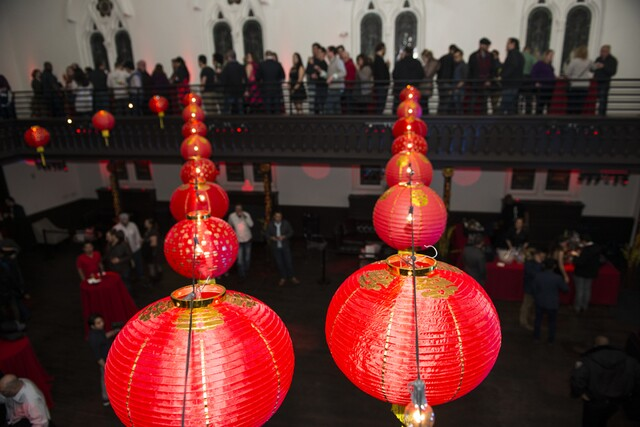 Lunar New Year Party at the Transept