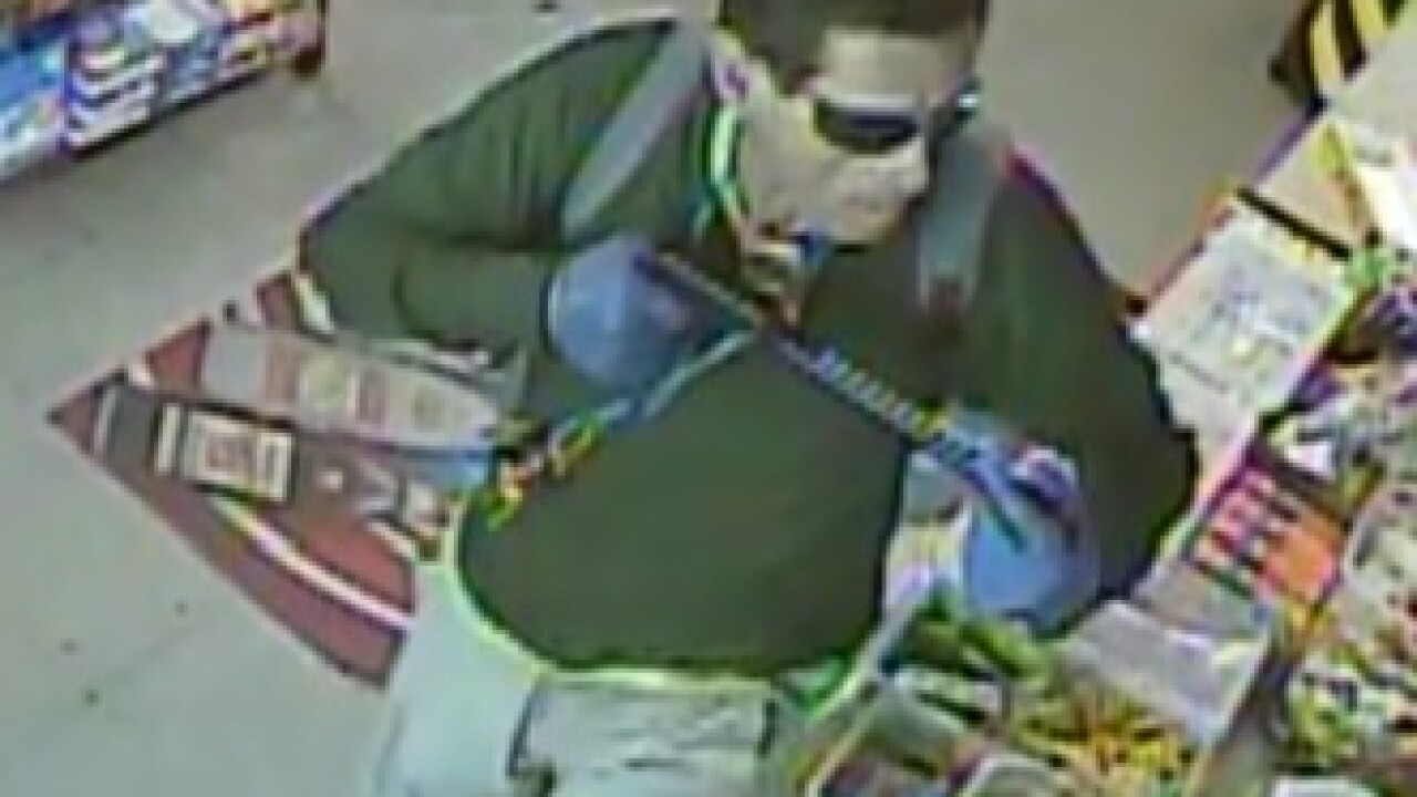 BPD looking for suspect wanted for armed robbery