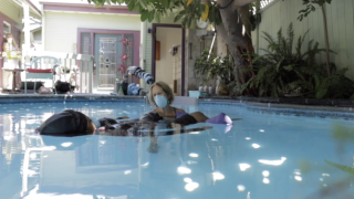 Nonprofit helping veterans heal during COVID-19 through aquatic therapy
