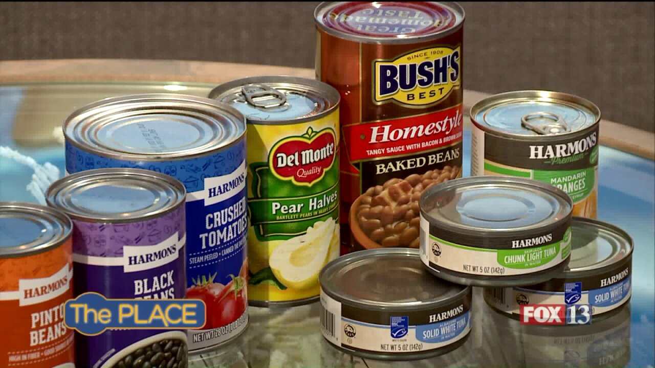 How you can participate in the Holiday Food & FundDrive