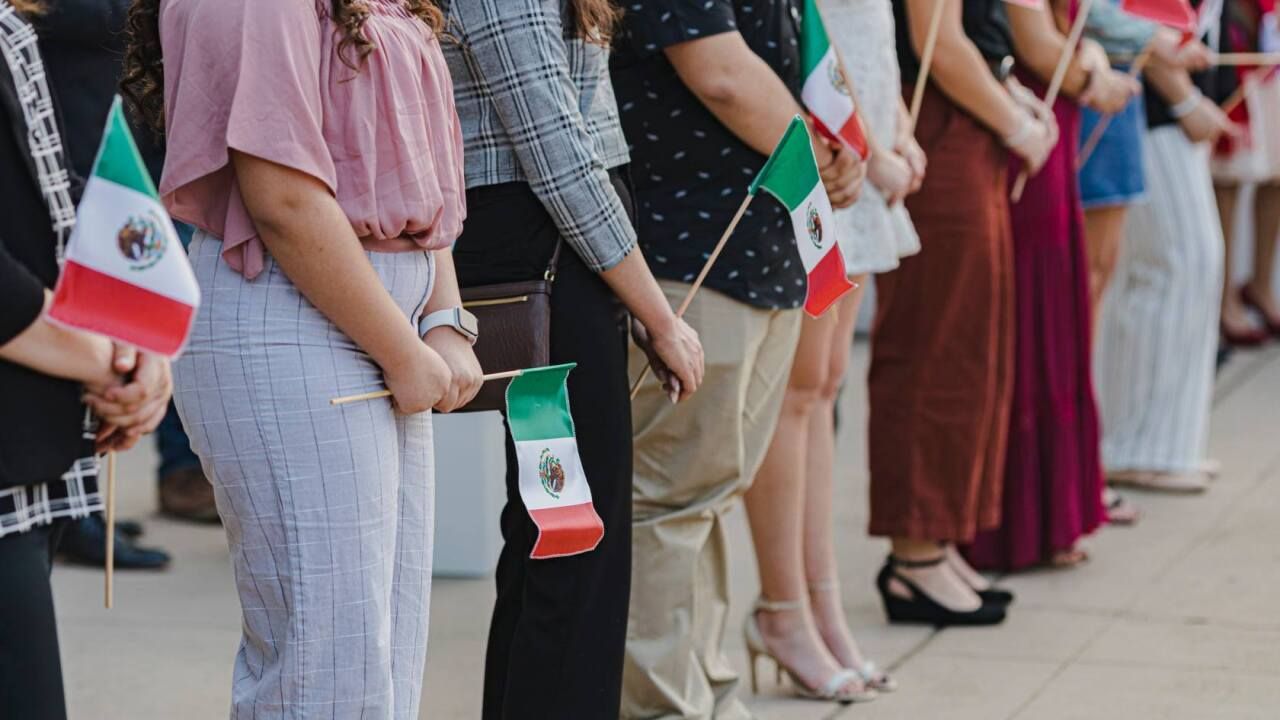 9th Annual El Grito de Dolores Celebration