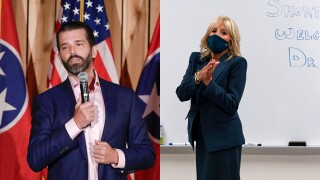 Kid Rock, Donald Trump Jr. to hold rally in Macomb Co. Monday, Dr. Jill Biden to campaign Tuesday