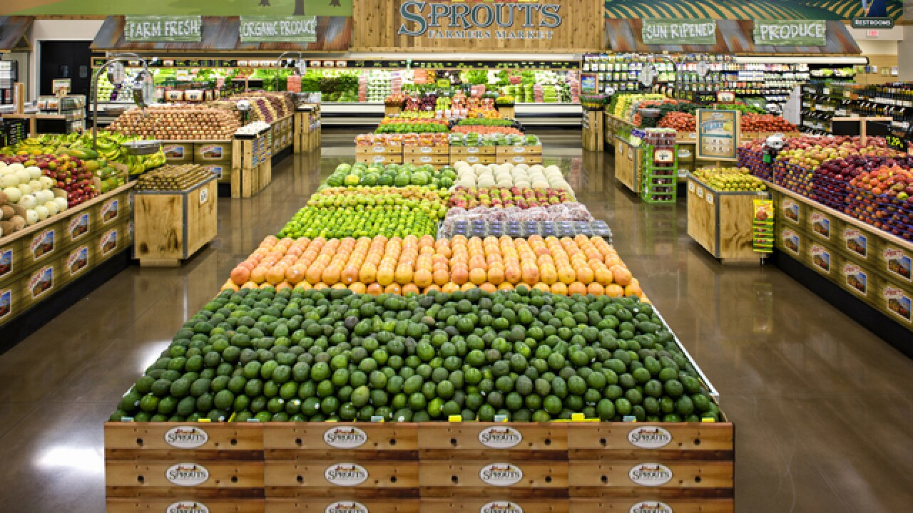 Sprouts hiring 140 employees for new store at Silverado Ranch, Maryland Parkway
