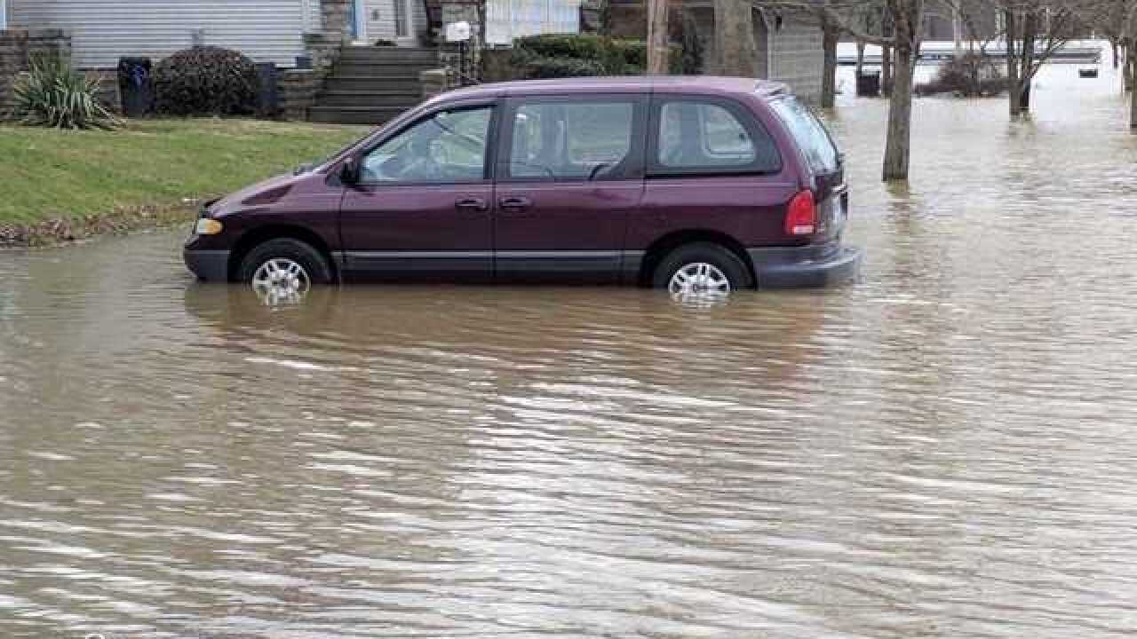 9 local roads to avoid during flash flooding