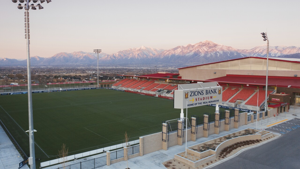 Zion's Bank Stadium to host NWSL Utah 2020 Challenge Cup