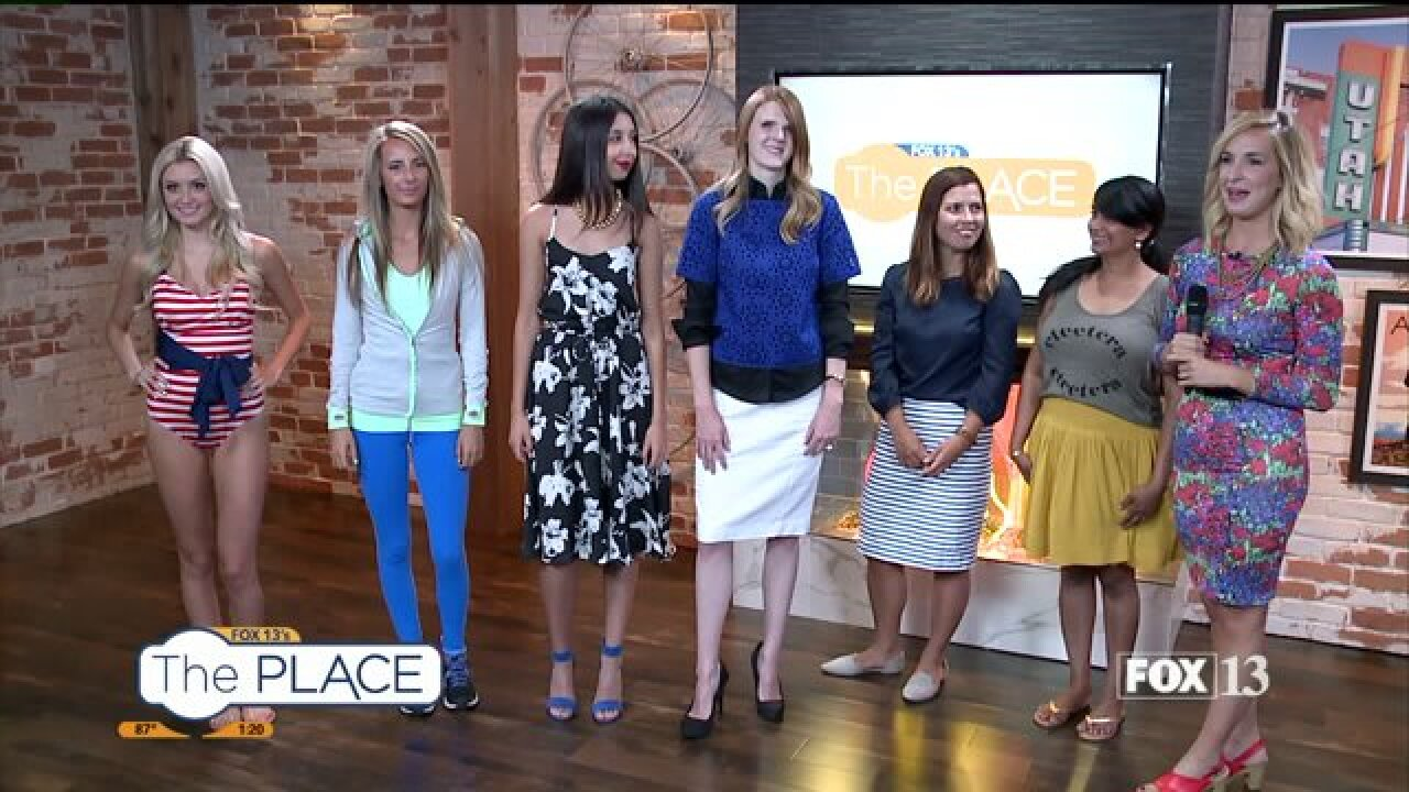 Summer style for every occasion with City CreekCenter