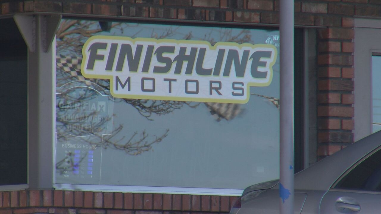 Finishline Motors