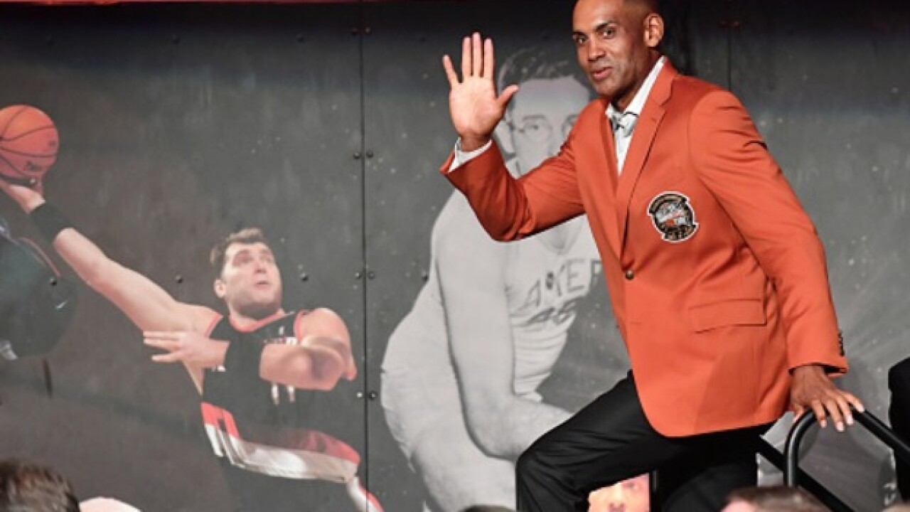 Grant Hill set to enter basketball hall