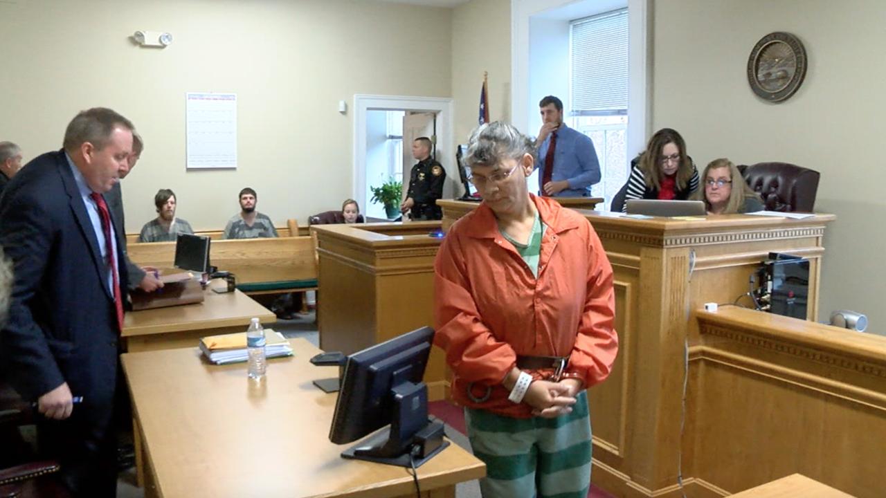 Margaret Breeze Brown County Court