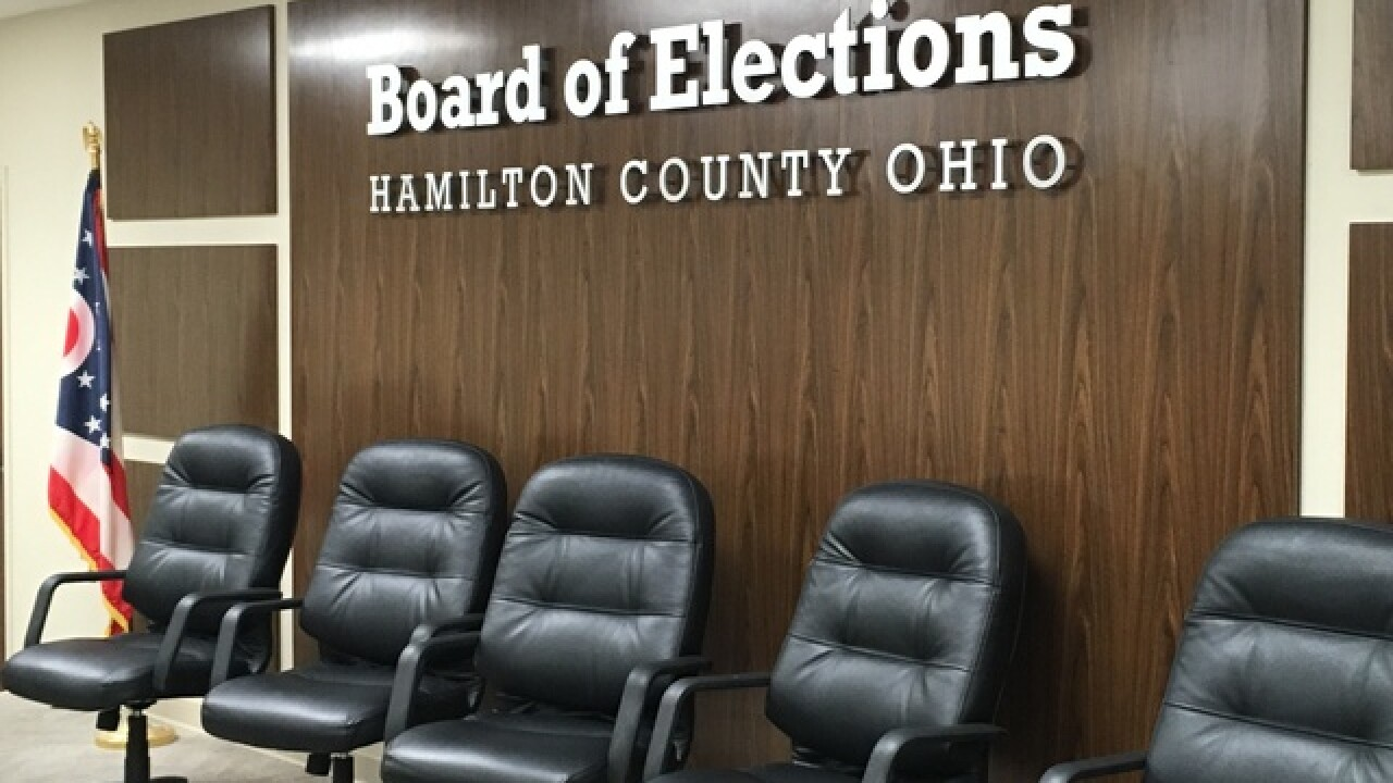 Hamilton Co. Board of Elections moves to Norwood