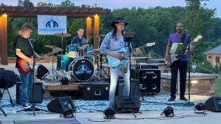 Group of professionals come together over love of performing live music
