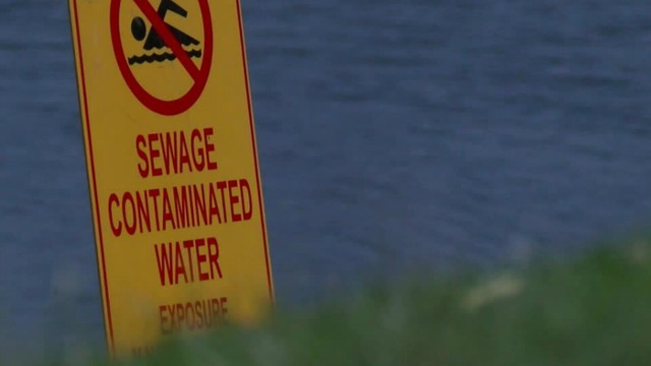 Sewage smell overpowers South Bay residents