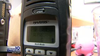 School district uses 'walkie-talkie' system for school security