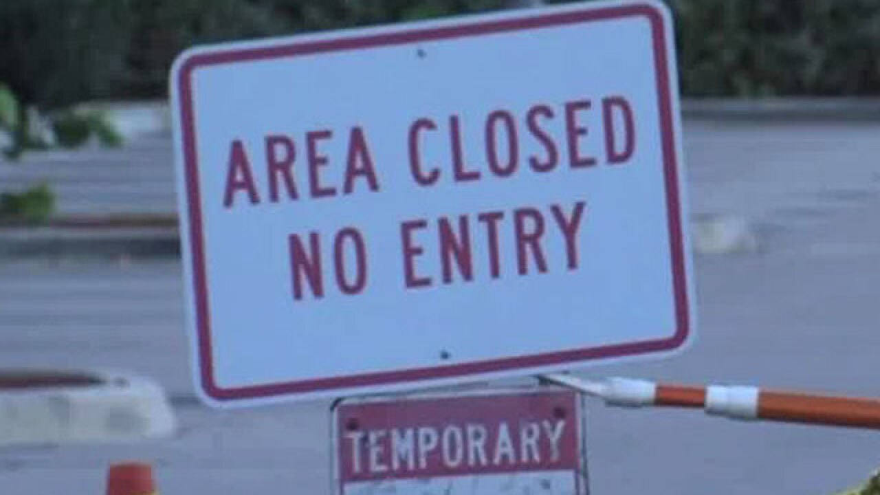 Many Palm Beach County beaches to remain closed Wednesday