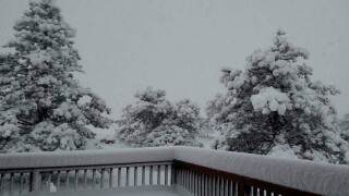 Late season snow expected to blanket Front Range