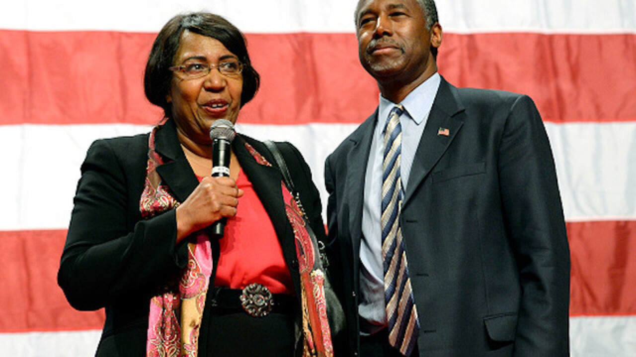Ben Carson and wife selected controversial $31K dining set, emails show