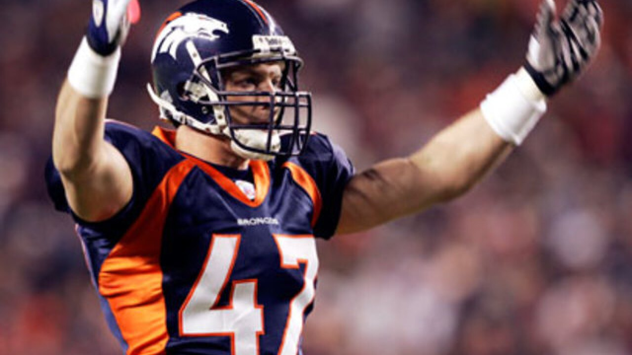 newest ad664 e23ee Former Broncos John Lynch, Brian Dawkins on Hall of Fame's ...
