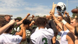 Rocky opens Fall football camp
