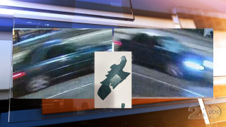 Hit and Run Suspect Vehicle
