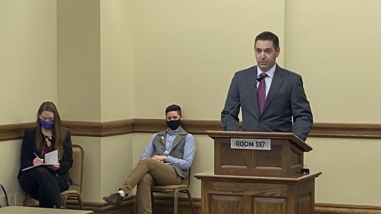 Austin Knudsen Testimony
