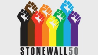 Stonewall 50 year anniversary.