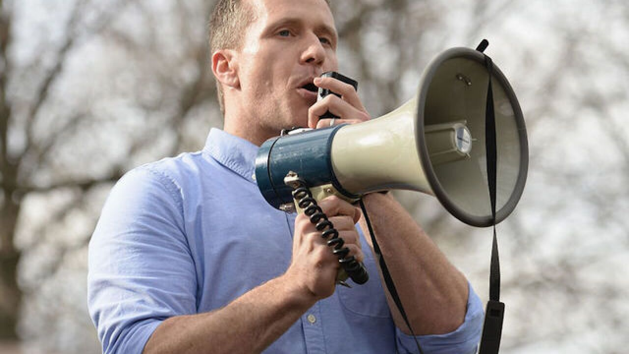 Indicted Missouri governor to run radio ad warning of liberals 'hell-bent' on stopping his agenda