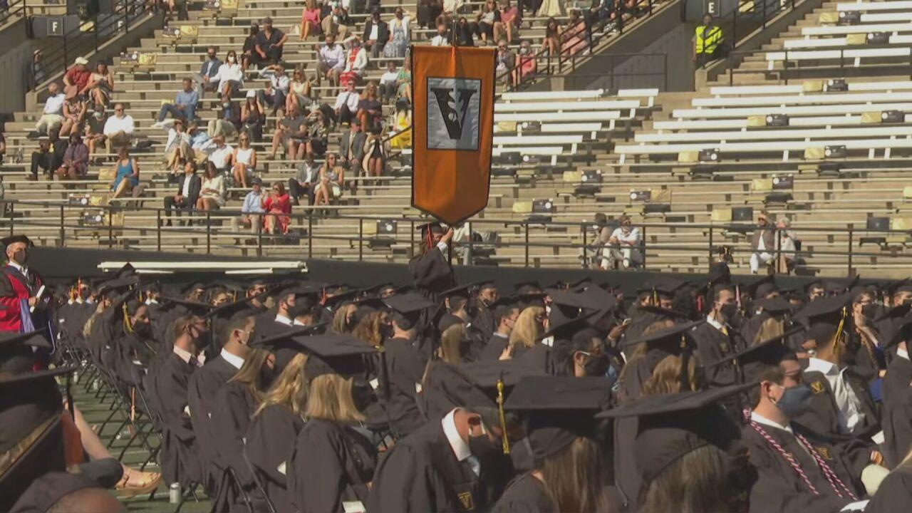 Vanderbilt Graduation 2021