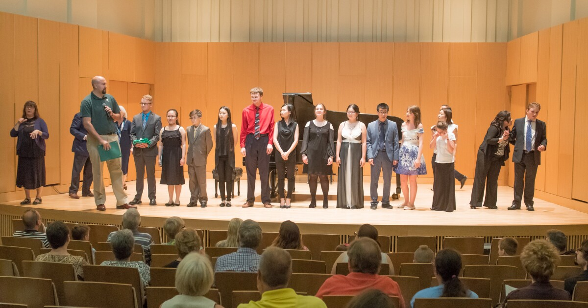college of music hosts program for pre