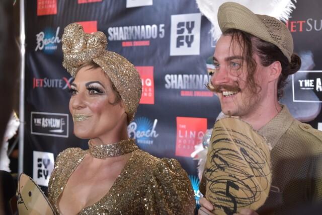 PHOTOS: 'Sharknado 5: Global Swarming' premiere at The Linq