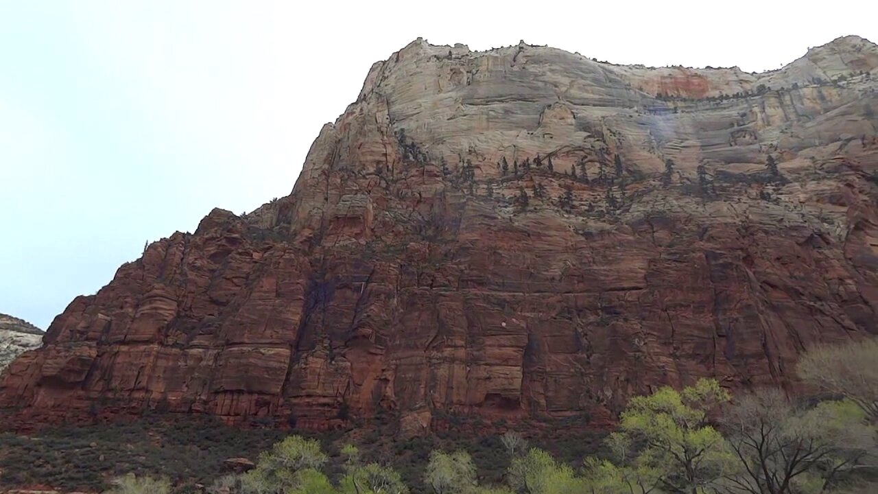 Washington County Sheriff's investigating possible fall at Angels Landing