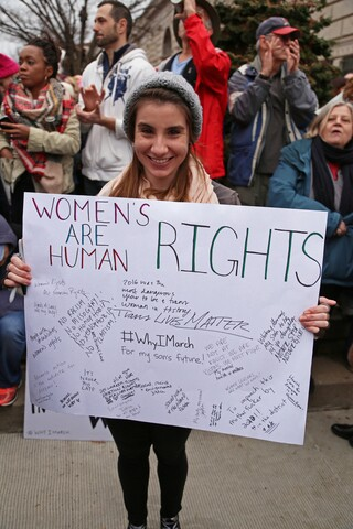 The best signs from the Women's March on Washington