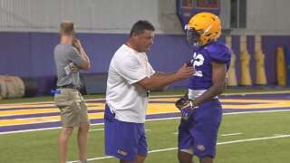 LSU's Fulton Reinstated by NCAA