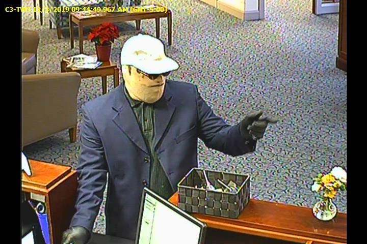 Photos: Police arrest suspect after York Co. bank robbery